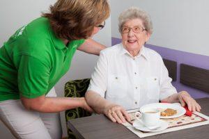 Physiotherapie Pflegeheim